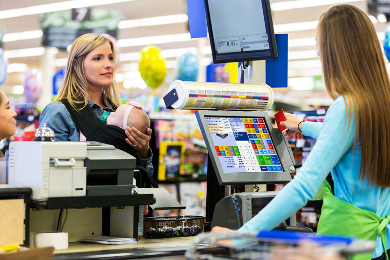 Grocery Store Pos System Supermarkets Point Of Sale Software