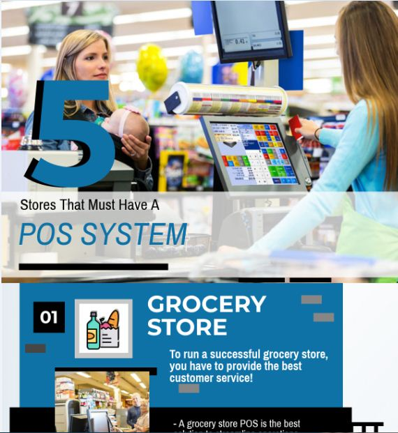 5 Stores that must have a POS System